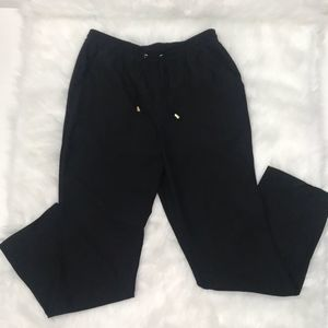 VINCE CAMUTO WOMEN'S SIZE SMALL BLACK JOGGERS